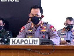 Kapolri Dirikan 2 Posko Evakuasi KRI Nanggala 402 di Perairan Bali