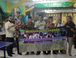 Dewan Pendidikan Kabupaten Bekasi Disoal, H. Yaman Mendesak Asda Satu