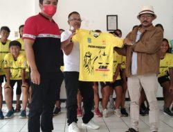 LBH Aura Keadilan Support Tim Pesepak Bola Putri Kota Bekasi, Peserta Minta Pemkot Berikan Support Dong!