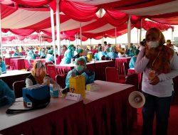 Pemkot Bekasi Majukan Jadwal Pelaksanaan Vaksinasi Massal Wilayah 3