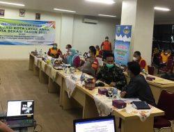 DPPPA Kota Bekasi Ikuti Verifikasi Lapangan Hybrid Evaluasi Kota Layak Anak
