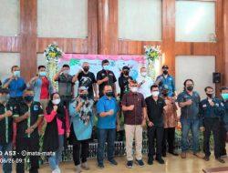 DPRD Kota Bekasi Gelar Coffee Morning, Perwakilan PWI Desak Ruang Media Center Segera di Renovasi