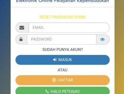 Keren!!.. E-OPEN Disducapil Wakili Kota Bekasi di Kompotisi Inovasi Pelayanan Publik