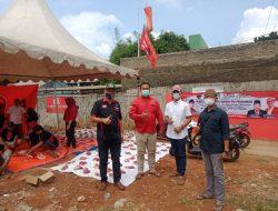 12 Ekor Sapi, DPC PDIP Kota Bekasi Berikan Hewan Qurban di Setiap PAC