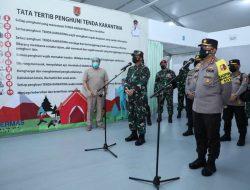 Panglima TNI : TNI-Polri Bantu Siapkan Fasilitas Isoman dan Isoter di Setiap Wilayah