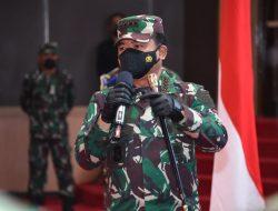 Panglima TNI: Tekan Kasus Covid-19, TNI Gunakan Tracer Digital dan Lapangan