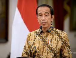 Presiden RI Memutuskan PPKM Level 4 Sampai 2 Agustus 2021
