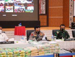 Kapolda Sumut Pimpin Pres Rilis Pengungkapan Kasus Narkoba Selama 2 Bulan