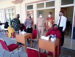 Dewan Kab.Bogor Memonitoring Vaksinasi di Cilengsi dan Ciawi
