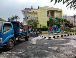 Warga Lapor Jalan Rusak di Akun Instagram Wakil Walikota Bekasi, Pengaspalan Jalan Villa Pekayon Rampung Dikerjakan