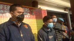 Diduga Lecehkan Profesi Wartawan, Momo Dhio Alief Diamankan Polres Karawang
