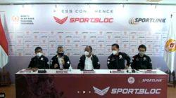Haornas ke 38, Sportbloc Lahir 100 Persen Hasil Karya Anak Bangsa