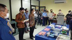 Kunjungan Dubes Jepang Untuk Indonesia Ke Polres Metro Bekasi Kota Dalam Kemitraan JICA