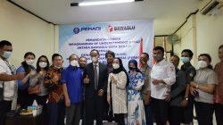 DPC PERADI Kota Bekasi dan Bawaslu Adakan MoU