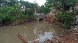 Warga Pinta Dinas Terkait Kali Ciketing Segera Dilanjutkan Pekerjaannya, Jangan Nunggu Banjir Pak
