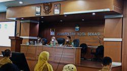 Sekda Kota Bekasi Buka Acara Sosialisasi Permendagri Tentang Penerapan Standar Pelayanan Minimal