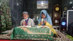 Satgas Yonif RK 751/VJS Bersama Masyarakat Peringati Maulid Nabi Muhammad SAW
