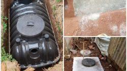 Hindari Buang Kotoran Sembarang Tempat, Ratusan Septic Tank Dibangun di Empat Kelurahan